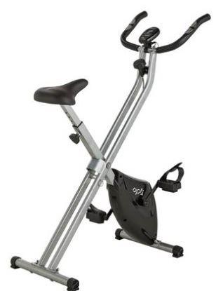 Opti Mini Manual Resistance Exercise Bike 6254874